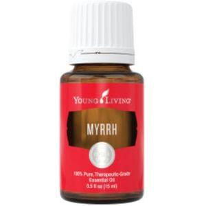 New Young Living Myrrh 15 ml Essential Oil